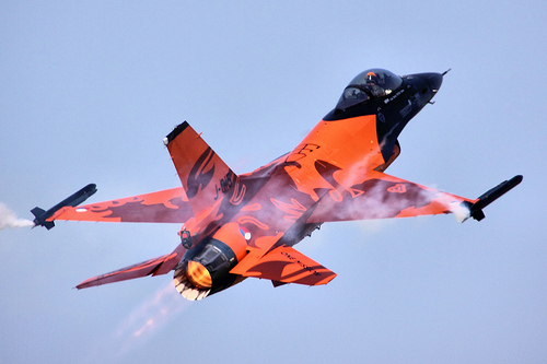 F16 photo