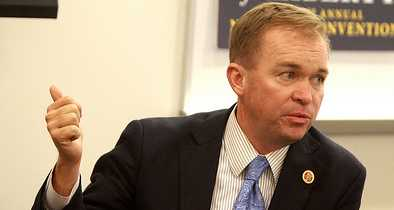 Trump's Budget Chief Says Climate Research 'A Waste Of Your Money'