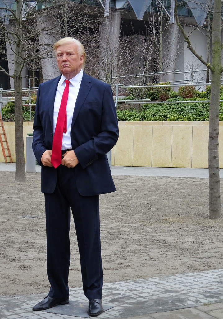 President Donald Trump 2018 photo