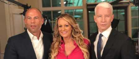 Trump's Lawyers Want to Stop 60 Minutes from Airing Stormy Daniels Interview
