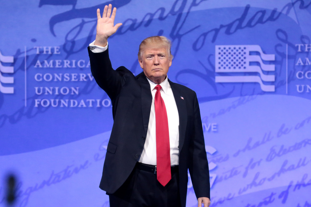 President Donald Trump photo