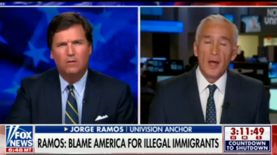 Tucker Carlson: 'Illegal Aliens' Are Not 'Undocumented Immigrants'