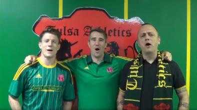 Tulsa Soccer Team Ditches National Anthem for 'Inclusive' 'This Land is Your Land'