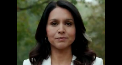 Tulsi Gabbard Hits Back at Hillary Clinton and the 'Corrupt Elite': 'I'm Here to Take Back the Democratic Party'