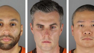 Two Ex-Cops Charged in Floyd's Death Were Rookies; One is Black