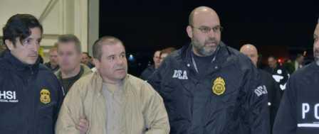 U.S. Demands El Chapo Forfeit $12.7 Billion in Drug Money