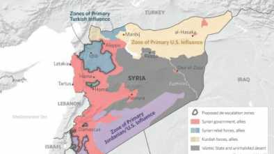 U.S. Navy Jet Shot Down Syrian Warplane