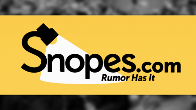 Ultra Liberal 'Fact' Checker Snopes 'In Danger of Closing Doors'