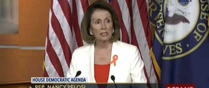 Nancy Pelosi Wishes Mitt Romney was President - Liberty Headlines