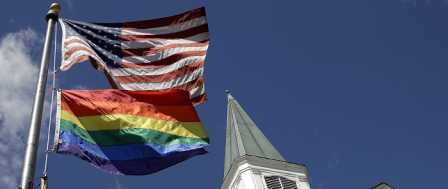 United Methodist Church May Split Over Gay Marriage and Gay Clergy