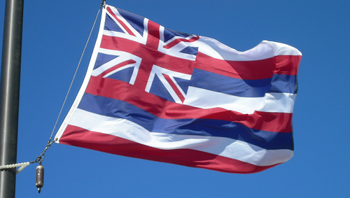 Univ. Activists Demand US Flag No Longer Fly Above State Flag