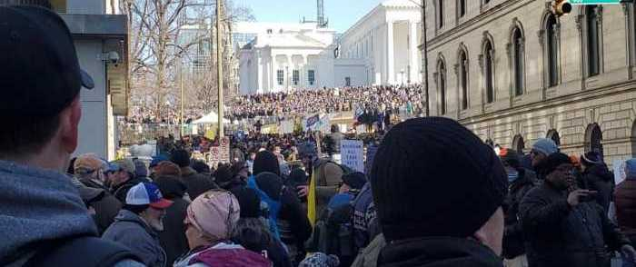 UPDATE: Virginia Gun-Rights Rally Appears to Avoid Violence, False-Flag Operations 1