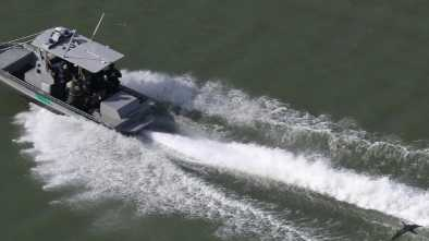 US Border Patrol Boat Fired on From Mexico