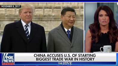 US & China Escalate Trade War with Big Tariffs on Each Other