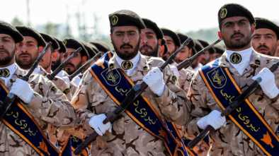 US Designates Iran's Revolutionary Guards as Terrorist Organization