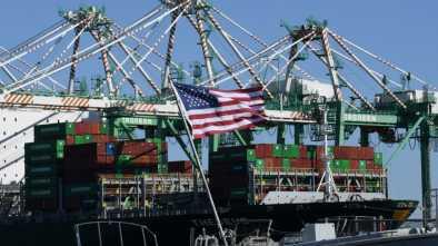 US Economy Kicks Into High Gear; 3.2% GDP