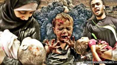 US Military Killed More Civilians last 30 days than All Terrorist Attacks in Europe Last 12 Years
