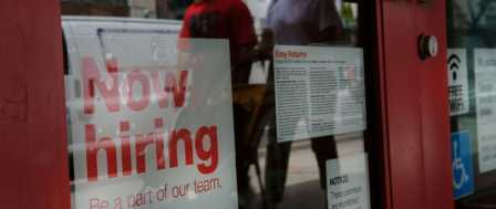 US Private-Sector Hiring Rises Again in July