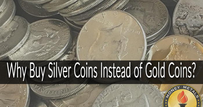 Buy US Silver Coins Online from Money Metals Exchange