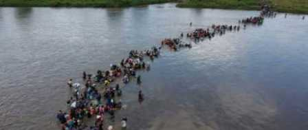 US to Send Migrants Back to Mexico While Asylum Cases Pending