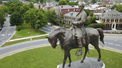 Va. Gov. Northam to Announce Removal of Robt. E. Lee Statue in Richmond