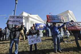Va. Lawmakers Reject Gov. Northam's Assault Weapon Ban