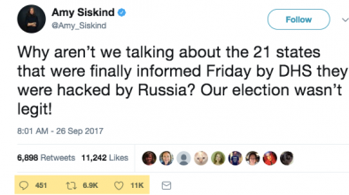 Very Fake News: Russia's Attempt to Hack Elections in 21 States