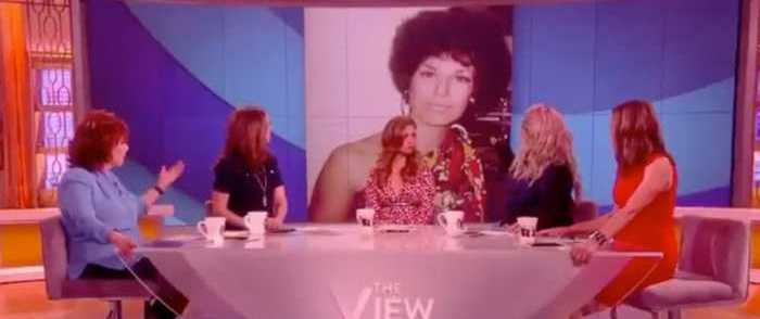 Video Discovered of 'The View's Joy Behar in Blackface