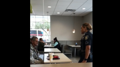 Video Goes Viral of Homeless Man Kicked Out of McDonald's