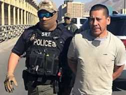 Violent Illegal Extradited to Mexico After Six Deportations