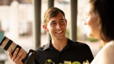 Virginia Wedding Photographer Sues State Over Anti-Discrimination Law