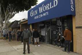Virus Fears Fuel Spike in Sales of Guns and Ammunition