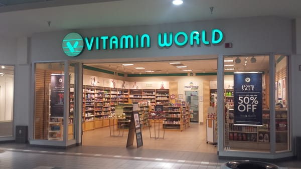 Vitamin World. K likes. Vitamin World is the place for vitamins, supplements and nutrition from the source - we are health and wellness enthusiasts.