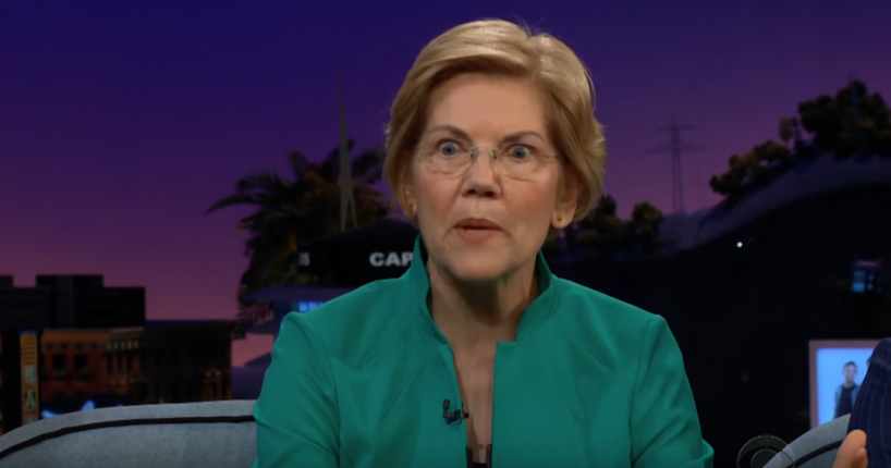 Warren Says She'd Consider Declaring a National Emergency for Climate Change, Gun Control