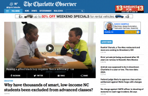Weiner Admits Sexting NC Teen; Major State Newspapers Don't Think It's a Big Deal 4