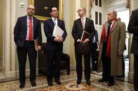 White House Seeks $850B Economic Stimulus Amid Virus Crisis