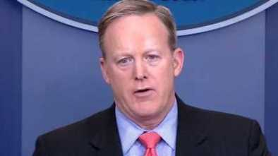 White House's Spicer Apologizes for Saying Assad is Worse than Hitler