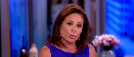 Whoopi & Judge Jeanine in Explosive Argument on 'The View'