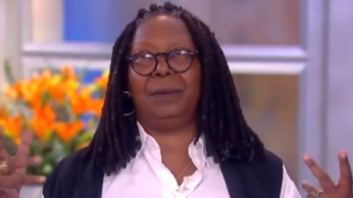 Whoopi Likens Trump Trannies-in-Military Decision to Segregation
