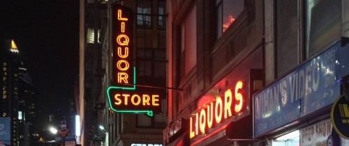 Why Are Liquor Stores 'Essential' While Other Businesses Are Not? 1