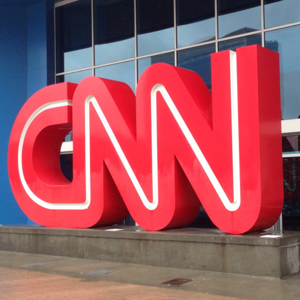 CNN logo photo