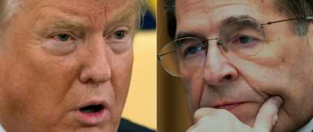 Why is Trump in Nadler's Crosshairs? They're Long-Time Nemeses