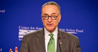 WITNESS: Schumer Goes Off on Trump Supporter at NYC Restaurant 1