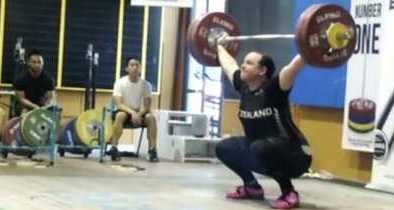 Women Cry Foul After 'Trans' Weightlifter Crushes Competition in Australia