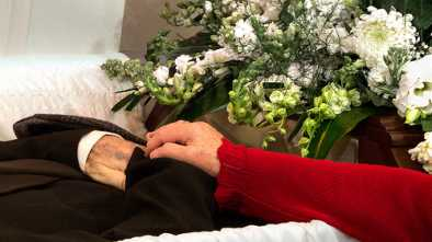 Women Over 85 are Happier Because Their Partner is Dead
