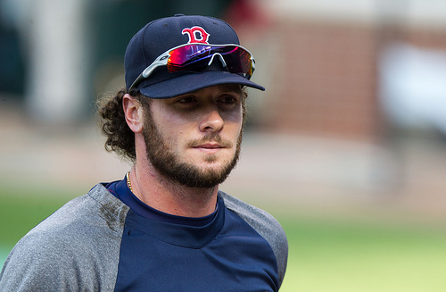Jarrod Saltalamacchia photo