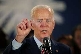 Wounded Biden Leaves NH Early, Pursues SC Vote