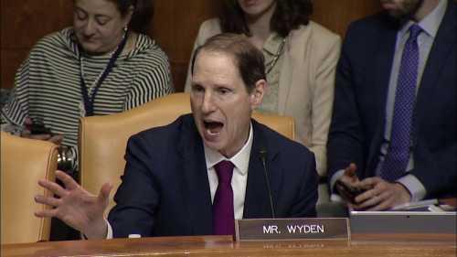 Oregon Sen. Ron Wyden