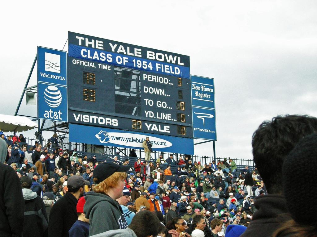 Yale photo
