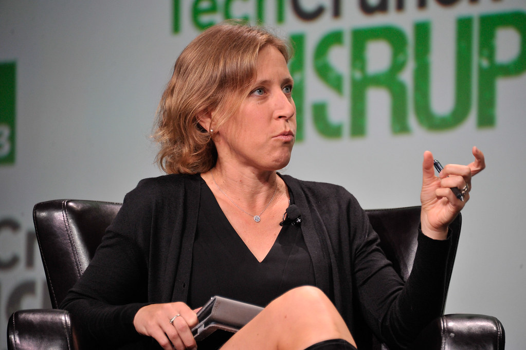 Susan Wojcicki photo